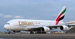 Emirates Airlines from USA to India