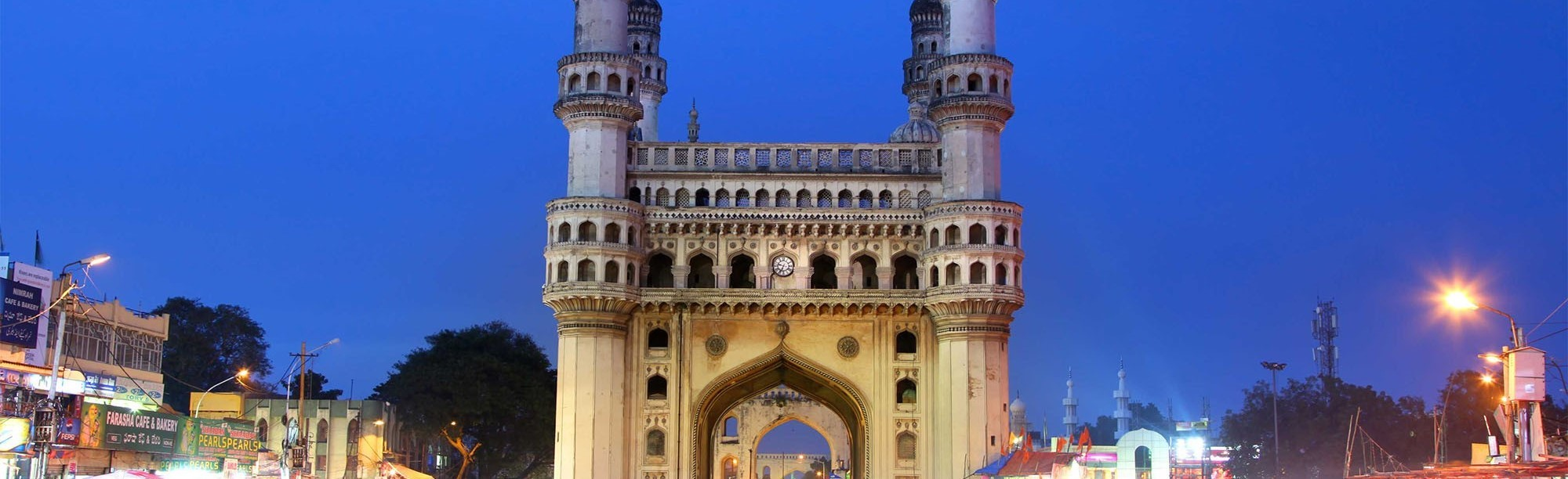 Business Class Flights to Hyderabad