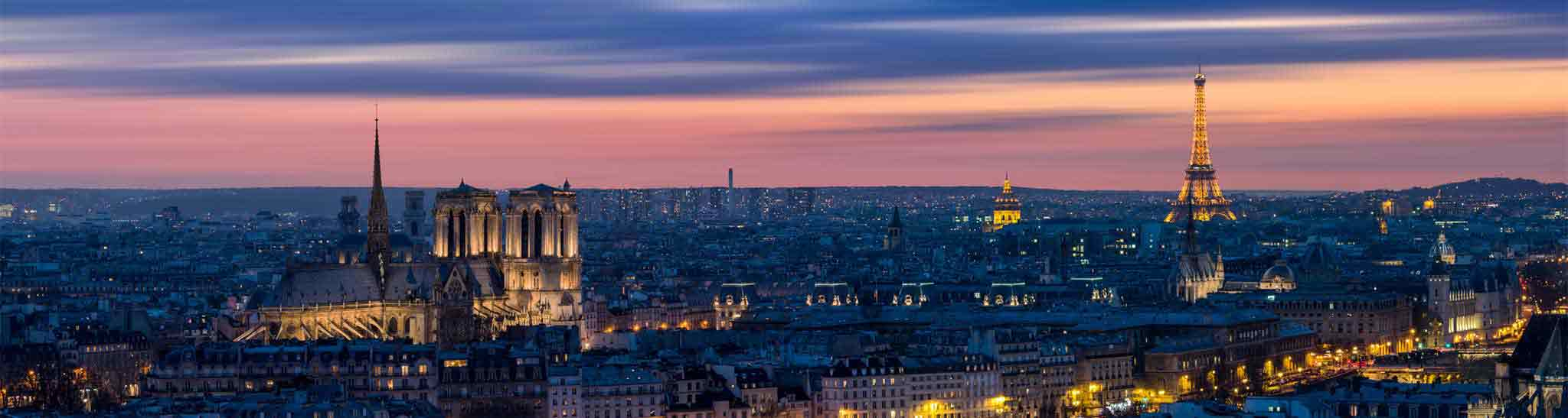 Business Class Flights to Paris